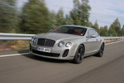 Bentley Continental Supersports Coupe