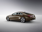 Mercedes-Benz CLS Coupe